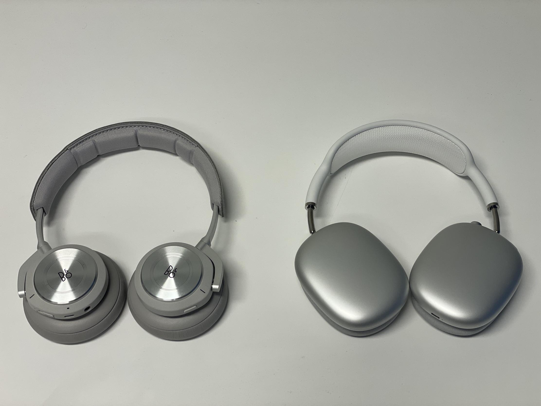 B&O H9 i AirPods Max - różnice w formie są wyraźne